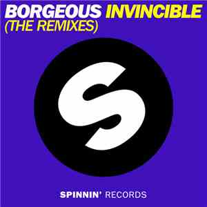 Borgeous - Invincible (The Remixes) download flac