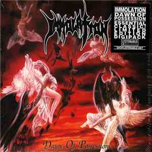 Immolation - Dawn Of Possession download flac