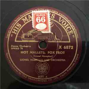 Lionel Hampton And Orchestra - Hot Mallets / When Lights Are Low download flac