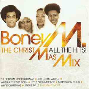 Boney M. - The Christmas Mix (All The Hits!) download flac