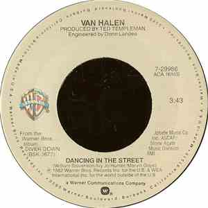 Van Halen - Dancing In The Street download flac