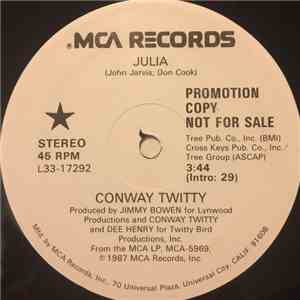 Conway Twitty - Julia download flac