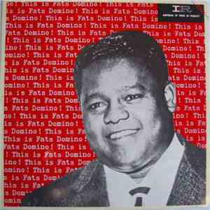 Fats Domino - This Is Fats Domino ! download flac