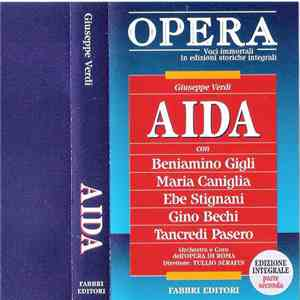 Giuseppe Verdi - Aida - Seconda Parte download flac