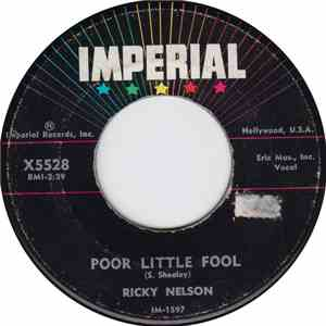 Ricky Nelson  - Poor Little Fool download flac