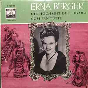 Erna Berger - Cosi Fan Tutte download flac