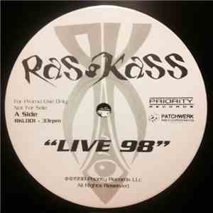 "Ras Kass - ""LIVE 98"" download flac"