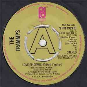 The Trammps - Love Epidemic download flac