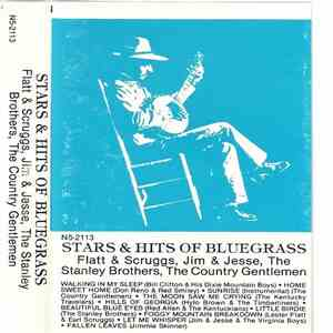 Various - The Stars And Hits Of Bluegrass download flac