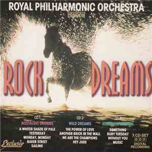 Royal Philharmonic Orchestra - Rock Dreams download flac