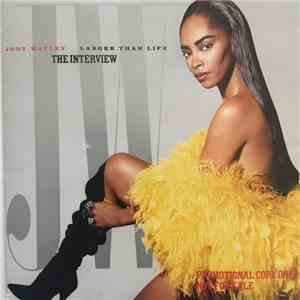 Jody Watley - Larger Than Life - The Interview download flac