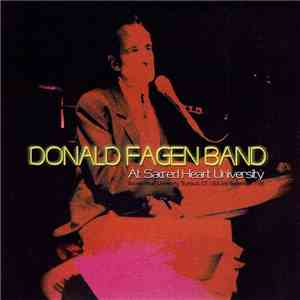 Donald Fagen Band - At Sacred Heart University download flac