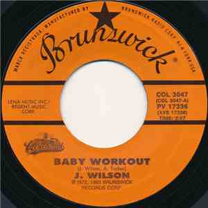 Jackie Wilson - Baby Workout / I'll Be Satisfied download flac