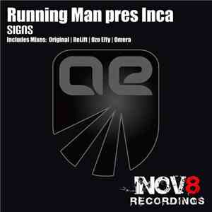 Running Man  Pres Inca  - Signs download flac
