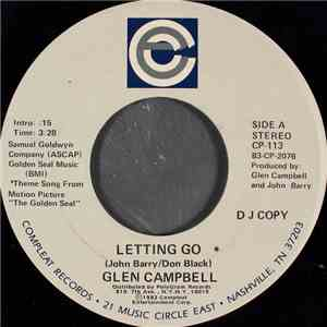 Glen Campbell - Letting Go download flac