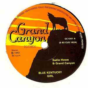 Sadie Howe & Grand Canyon  - Blue Kentucky Girl download flac