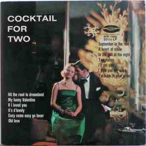 The Platters & Sarah Vaughan - Cocktail For Two download flac