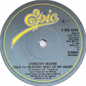 Dorothy Moore - Talk To Me / Every Beat Of My Heart download flac
