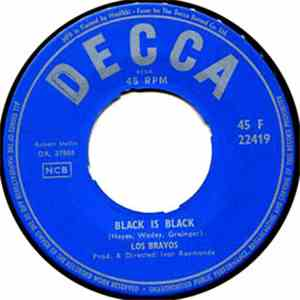 Los Bravos - Black Is Black / I Want A Name download flac