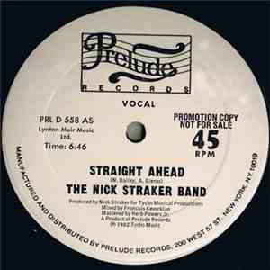 The Nick Straker Band - Straight Ahead download flac