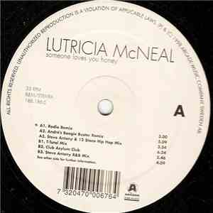 Lutricia McNeal - Someone Loves You Honey download flac