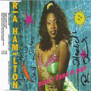Ria Hamilton - Don't Take It Out download flac