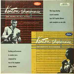 Stan Kenton And His Orchestra - Kenton Showcase - The Music Of Bill Russo - The Music Of Bill Holman download flac