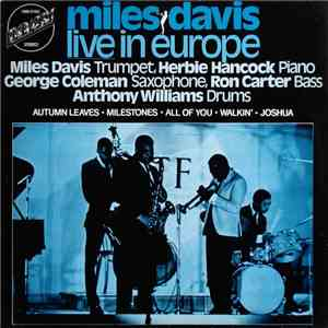 Miles Davis - Live In Europe download flac