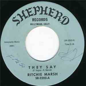 Ritchie Marsh - They Say download flac