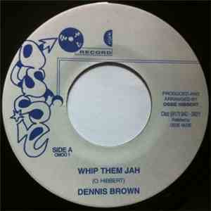 Dennis Brown - Whip Them Jah download flac