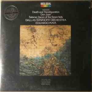 Eduardo Mata - Richard Strauss - Dallas Symphony Orchestra - Death and Transfiguration - Don Juan - Salome: Dance of the Seven Veils download flac