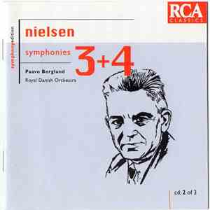 Nielsen, Paavo Berglund, Royal Danish Orchestra - Symphonies 3 + 4 download flac
