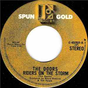 The Doors - Riders On The Storm / Love Her Madly download flac