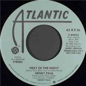 Henry Paul - Heat Of The Night download flac