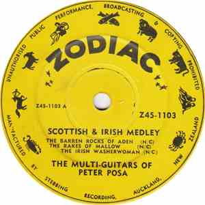 The Multi-Guitars Of Peter Posa - Scottish & Irish Medley / Moonlight And Roses download flac