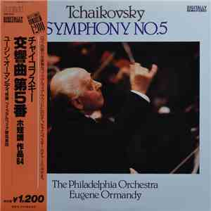 Eugene Ormandy, The Philadelphia Orchestra / Tchaikovsky - Tchaikovsky, Symphony No 5 In E Minor download flac