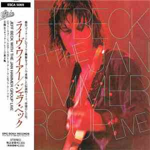 Jeff Beck With Jan Hammer Group - Live download flac