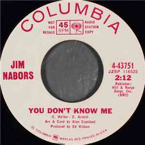 Jim Nabors - You Don't Know Me download flac