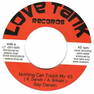 Ray Darwin - Nothing Can Touch My 45 download flac