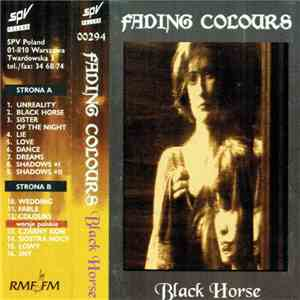 Fading Colours - Black Horse download flac